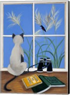 The Birdwatcher Fine-Art Print