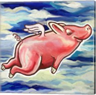 Flying Pig Fine-Art Print