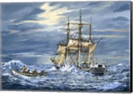 Stormy Seas Fine-Art Print