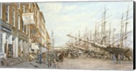 South Street - East River Fine-Art Print