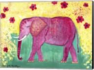 Pink Elephant Fine-Art Print
