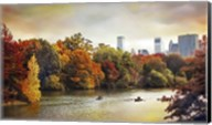 Ode to Central Park Fine-Art Print