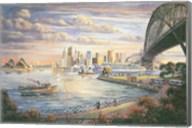 A Sydney Farewell Fine-Art Print