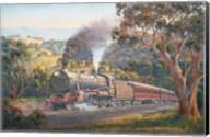 Western Express Fine-Art Print