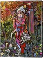 Jacqueline Kennedy Onassis Fine-Art Print