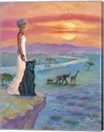 African Queen Fine-Art Print