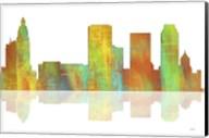 Tulsa Oklahoma Skyline 1 Fine-Art Print