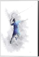 Tennis Player 1 Fine-Art Print