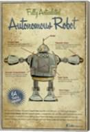 Autonomous Robot Fine-Art Print