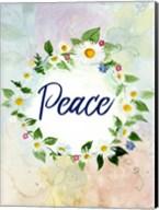 Love Joy Peace 3 Fine-Art Print