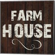 Farm House Fine-Art Print