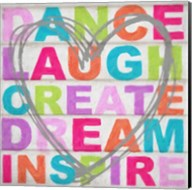 Dance Laugh Fine-Art Print