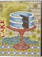 Birthday Cake Fine-Art Print
