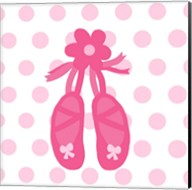 Ballerina Shoes Fine-Art Print