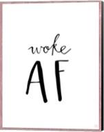 Woke AF Fine-Art Print