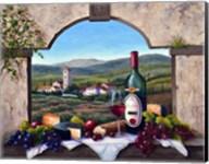A Tuscany Vista Fine-Art Print