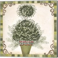 Topiary I Fine-Art Print