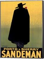 Porto & Sherry Sandeman 1931 Fine-Art Print