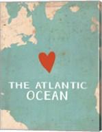 Atlantic Ocean Fine-Art Print