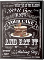 Have Your Cake Fine-Art Print
