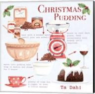 Christmas Pudding 1 Fine-Art Print