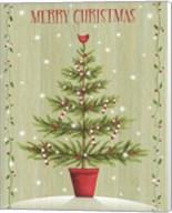 Merry Christmas - Tree Fine-Art Print