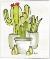 Cactus I Fine-Art Print