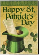 Happy St. Patrick's Day Fine-Art Print