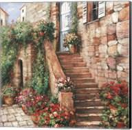Stone Stairway Petites B Fine-Art Print