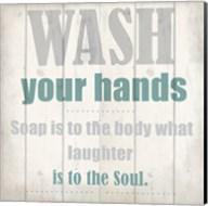 Wash Your Soul Fine-Art Print