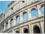 Roman Colosseum Arches Fine-Art Print