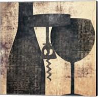 Shadowy Kitchen 1 Fine-Art Print