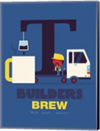 Builders Brew Fine-Art Print
