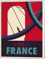 Tour de France Fine-Art Print