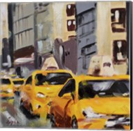 New York Taxi 6 Fine-Art Print