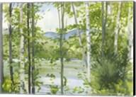 Summer Lake III Fine-Art Print