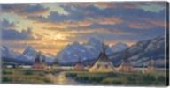 Blackfeet Of The Rockies Fine-Art Print