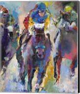 Jockeys Fine-Art Print