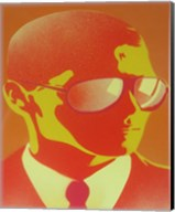 Suit and Shades Fine-Art Print