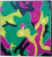 Abstract Camo Fine-Art Print