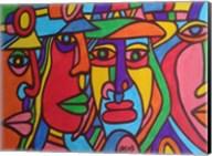 Chilean Faces Fine-Art Print