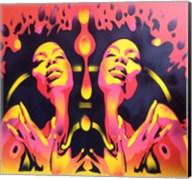 Afro Summer Fine-Art Print