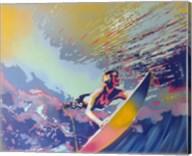 Surfing Fine-Art Print