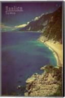 Vintage Hualien Coast, Taiwan, Asia Fine-Art Print