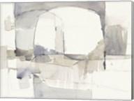 Improvisation I Gray Fine-Art Print