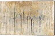 Seasons End Gold Fine-Art Print