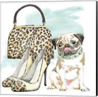 Glamour Pups IV Fine-Art Print