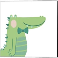 Alvin the Alligator Fine-Art Print