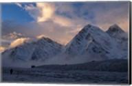Kangshung Glacier, Tibet Fine-Art Print