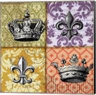 Crown and Fleur Fine-Art Print